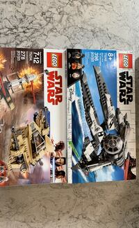 Star Wars Lego Sets - BNIB