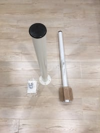 Ikea ADILS leg. 2 for $5. Brand new. Manual and screws included   Coquitlam, V3E 2S1