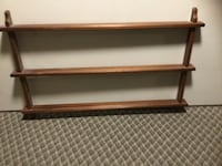 3 shelf plate rail Ottawa, K2L 2M3
