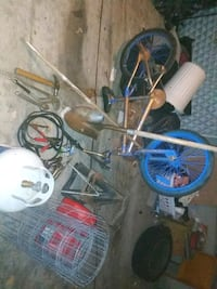 Bike, tools, gas cans and more!! Albuquerque, 87120