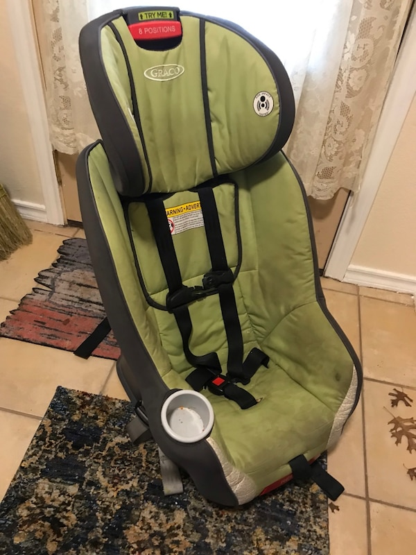 Graco Car Seat 8 Positions