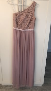 women's pink and white floral sleeveless dress 482 km