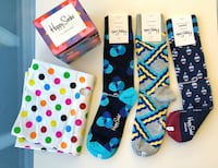 NEW Happy Socks +gift box