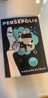 The Complete Persepolis by Marijane Satrapi  Annandale, 22003