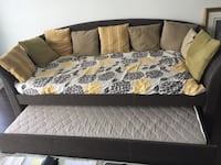 Double day bed sofa