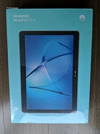 black tablet computer with box Mississauga, L5B 0E8