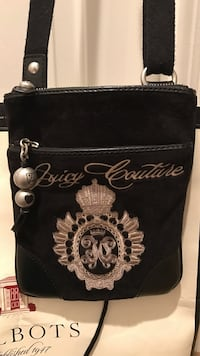 Black juicy couture sling bag Gainesville, 20155