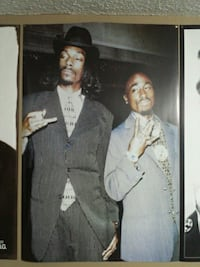 Snoop Dogg & 2pac poster St. Catharines, L2R 3M2