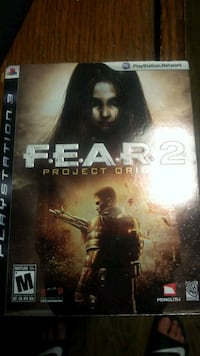 Fear 2 for ps3 El Paso, 79936