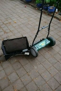Push mower and clippings bag New Westminster, V3M 3Z8