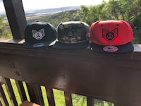 New up and coming clothing company tribal Kings clothing. Have 5 hats left. If interested please text  [PHONE NUMBER HIDDEN]  Makakilo, 96707