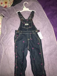 18 month toddler overalls  Damascus, 20872
