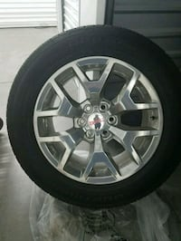 GMC 20 inch Wheels and tires Temecula, 92592