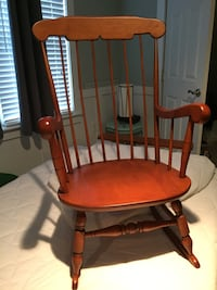 Beautiful and perfect condition wooden rocking cha Annapolis, 21401