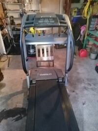gray and black elliptical trainer Edmonton, T6A 2Y1