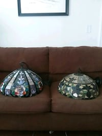 """20"""" stain glass soldered  hanging  lamps  Gettysburg, 17325"""