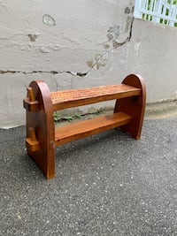 Hand Made Wooden Stand Toronto, M6E 2M5