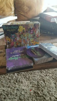 two assorted color book collection Bakersfield, 93301