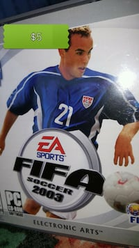 FIFA, PC GAME Mint condition disc (s)   Pick up in Edmonton, T5G 2A4