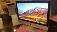 "Apple 21.5"" iMac OSX High Sierra.   Calgary, T2Y 4N2"
