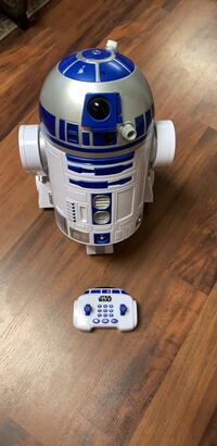 R2D2 remote controlled robot