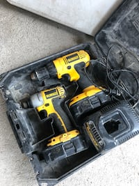 Drill and driver set Newmarket, L3Y 6G6