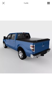 Ford F-150 5.5 ft bed cover Kissimmee, 34746