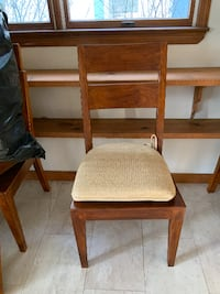 Crate & Barrel Chairs (10)