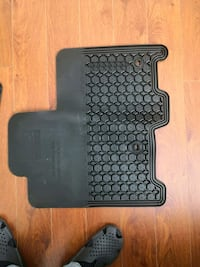 Sienna floor mats black Richmond, V6Y 1T7