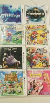 3ds game lot Las Vegas, 89109