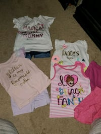 4outfits size 3t like new South Bend, 46614