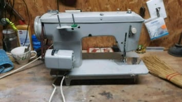 Vintage Brother sewing machine works great nothing wrong with it