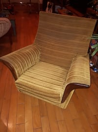 Pair of Killer Vintage Mid-Century Modern Lounge Chairs Toronto