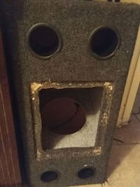 """10"""" subwoofer box Gibson, 70356"""