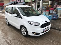 Ford - Courier - 2017 Yenimahalle, 06378