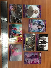 Charlie and chocolate factory cards