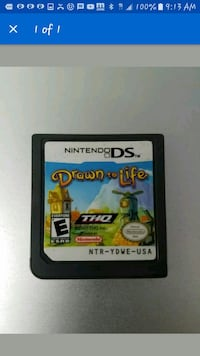 Nintendo DS game cartridge Drawn to Life Cary, 27513