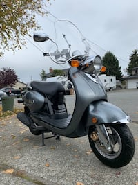 2005 YAMAHA VINO 125cc(open for trade)