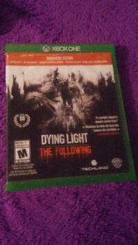 Dying Light Xbox One game  Surrey
