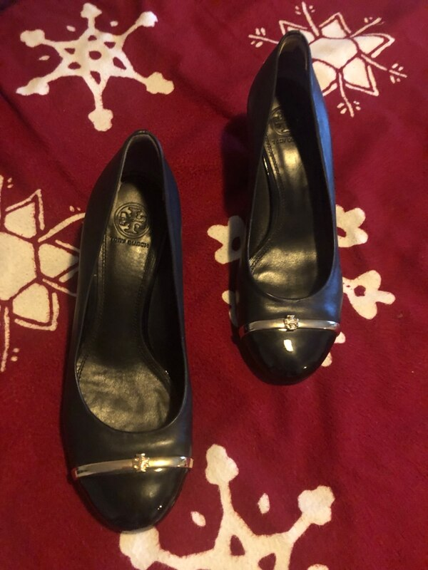 07fa833f3c5b Used Tory Burch shoes for sale in Mountain View - letgo