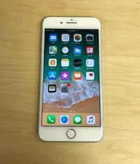 IPHONE 8 PLUS SILVER AT&T UNLOCKED 64GB  East Lansing, 48823
