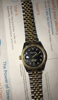 Real Rolex  Oyster Perpetual DateJust for trade alienware laptop Bensville, 20603