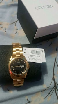 Citizen watch   Toronto, M6L 1B3