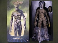 HOT TOYS GROOT GUARDIANS OF THE GALAXY   Brooklyn