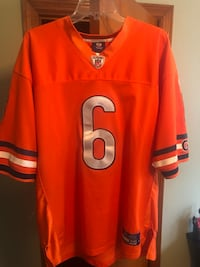 Chicago Bears Jay Cutler authentic on field NFL jersey Chicago, 60606