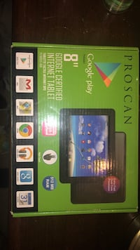 proscan tablet Triangle, 22172