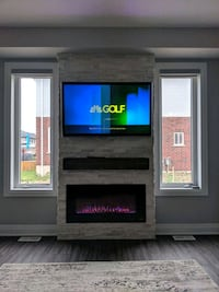 Accent wall Kitchener