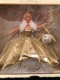 2000 Special Edition Celebration Millennium Barbie. Texas City, 77591
