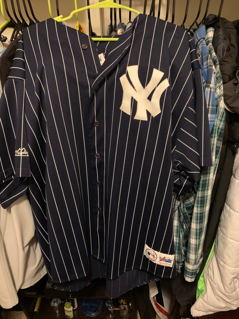 reputable site bf9a9 0cc90 where can i buy new york yankees jersey navy be616 0a25c