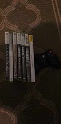Xbox 360 games and controller Hastings on Hudson, 10706